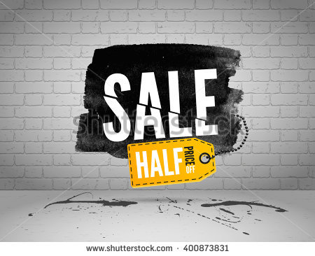 stock-vector-black-market-half-price-off-sale-graphic-poster-with-shopping-tag-big-sale-banner-on-grunge-brick-400873831